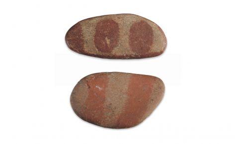 Còdols pintats (motius geomètrics)
