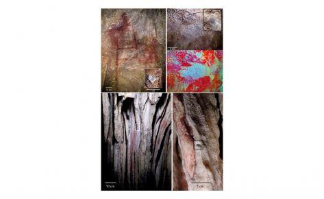 Pintures rupestres ibèriques