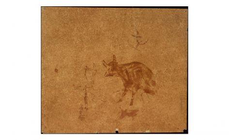 Cacería de un toro