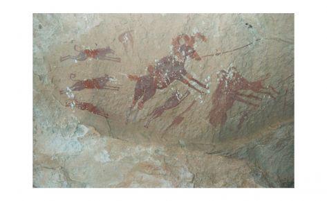 Pintures rupestres de Tadrart Acacus