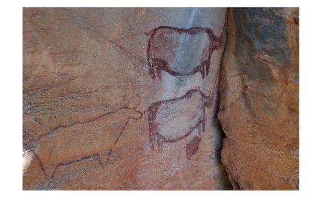 Pintures rupestres de Tsodilo