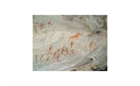 Pintures rupestres de Matobo