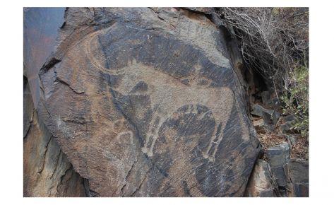 Petroglifs de Tamgaly-Tas
