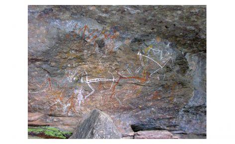 Pintures rupestres de Kakadu National Park