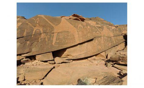 Petroglifs de la regió de Hail